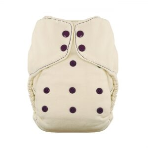 Thirsties natural fitted one-size