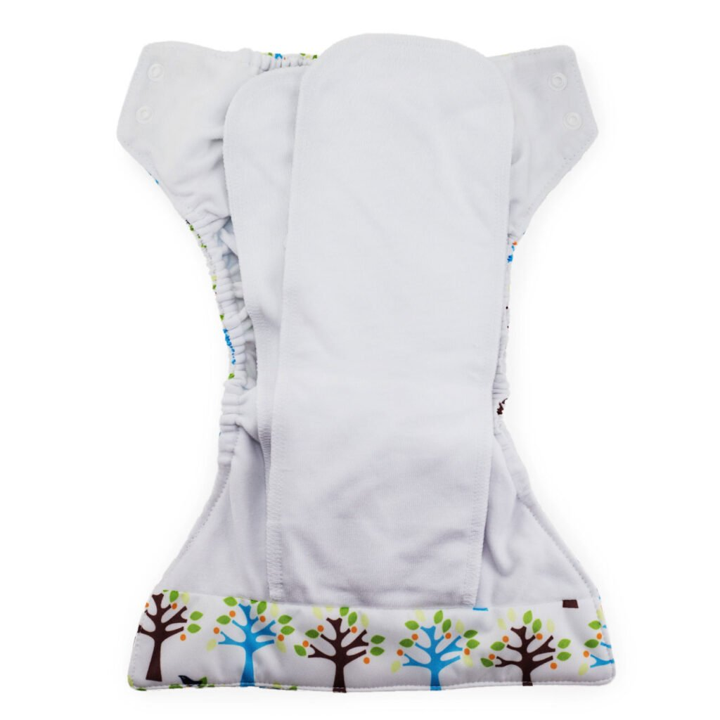 thirsties new natural one size aio