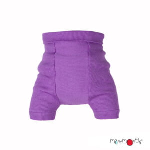 manymonths shortie lavender crystal