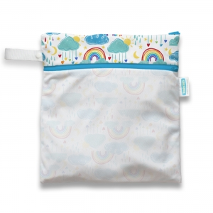 thirsties wetdry bag rainbow