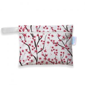 Thirsties Mini Wet Bag Sakura