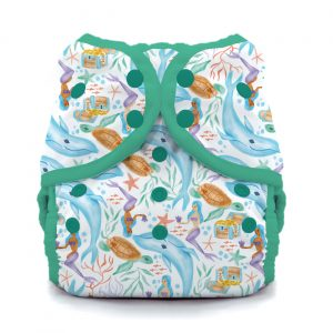 Thirsties Swim Diaper Mermaid Lagoon