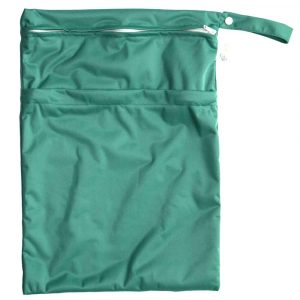 Forest Large Double Zipped Wet Bag